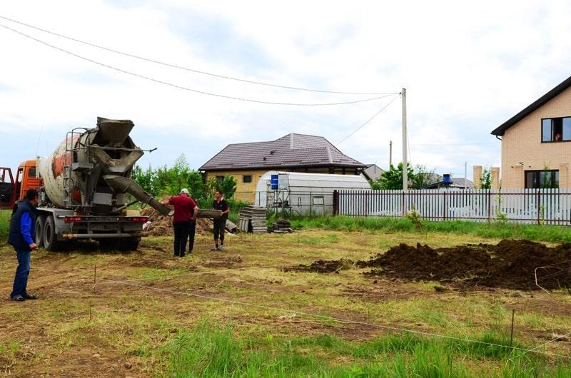 Дом из газоблока в Белореченске 2018