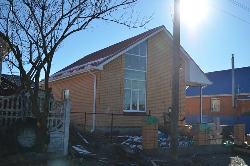 Дом с террасой 2019
