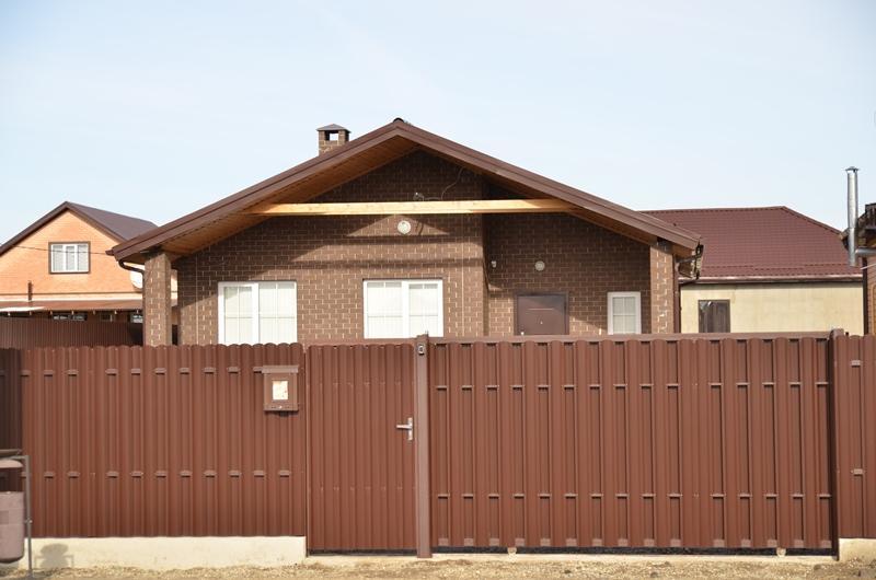 Продается дом - проект Виктория + ул. Полевая