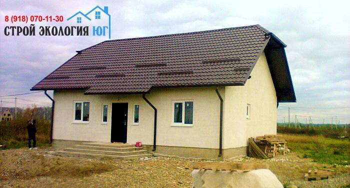 Готовый дом Усть Лабинск
