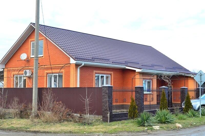 построенный дом (Апшеронск)