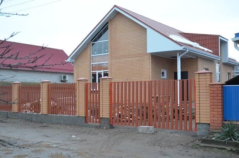 построенный дом (Белореченск)
