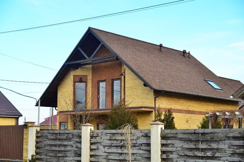 построенный дом (в Армавире)
