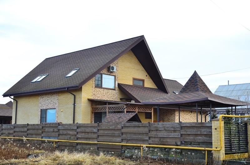 построенный дом (в Хадыженске)