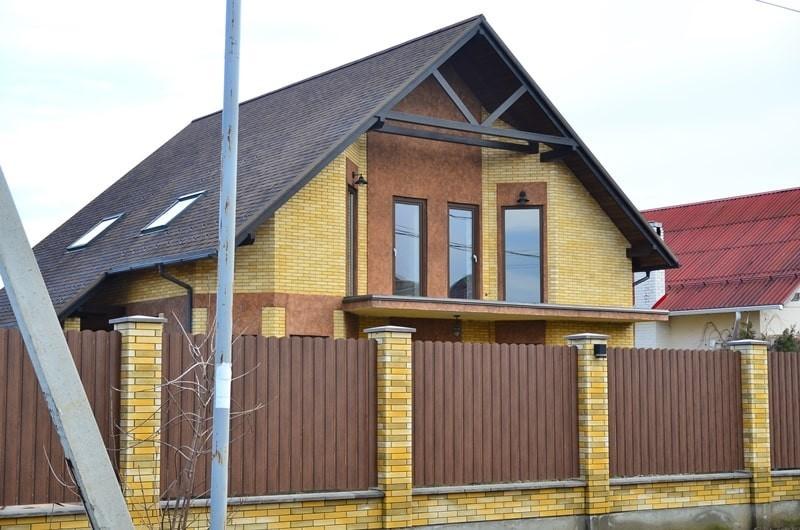 построенный дом (в Лабинске)