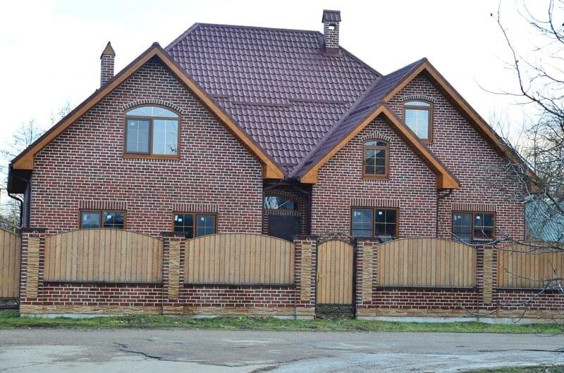 построенный дом (в Сочи)