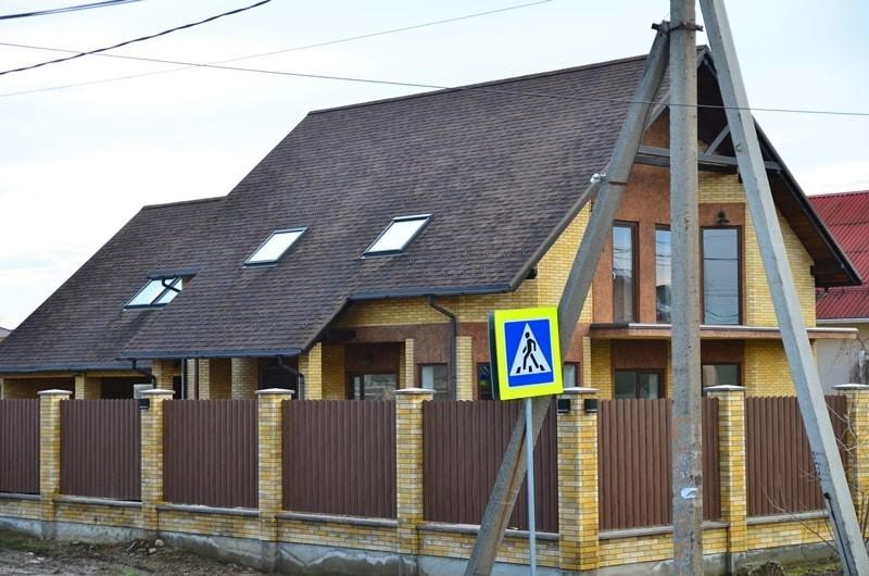 построенный дом (в Тимашевске)
