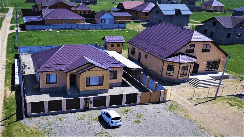 1-этажный дом под ключ