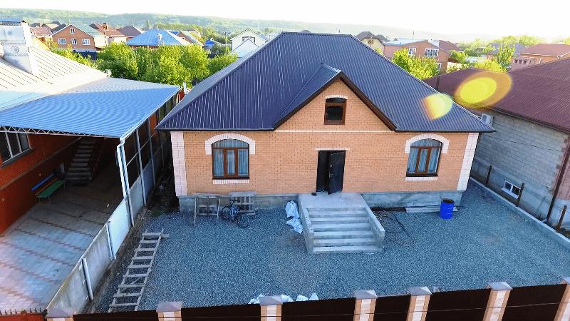 2-х этажный дом под ключ